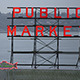 Seattle in the Rain - Public Market - VideoHive Item for Sale