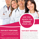 Medical Services Flyer - GraphicRiver Item for Sale