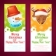 Vertical Christmas Banner  - GraphicRiver Item for Sale