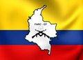 Flag of FARC-EP - PhotoDune Item for Sale
