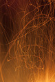 Abstract Fire Sparks with Trails - PhotoDune Item for Sale