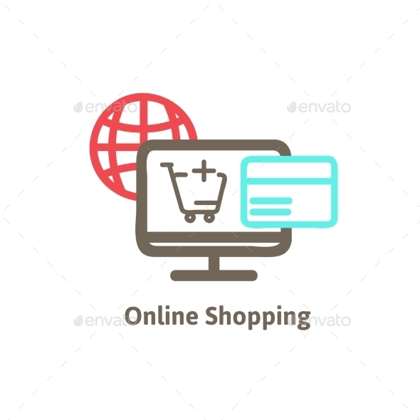 GraphicRiver Shopping Online Concept 9287263