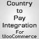 Country to Pay Integration for WooCommerce