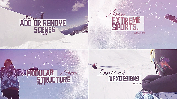 Extreme Sports Slideshow