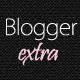 Blogger Extra - CodeCanyon Item for Sale