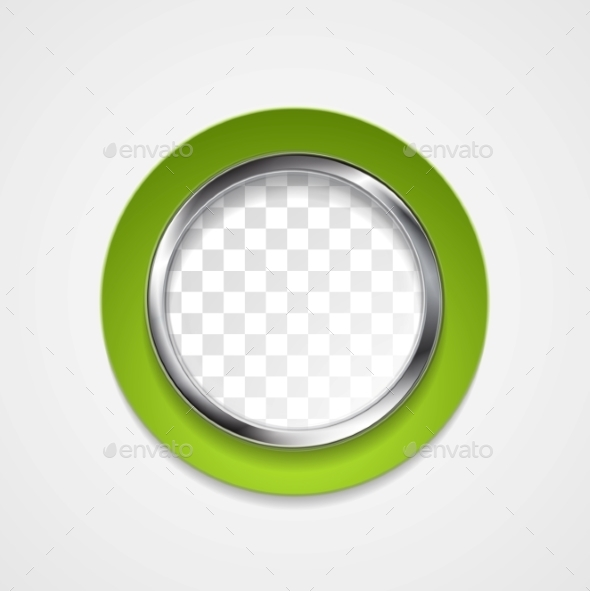 GraphicRiver Corporate Metal Circle for Web Design 9289813