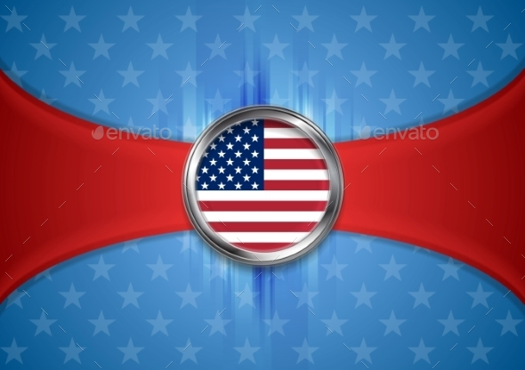 GraphicRiver USA background Labor Day Independence Day 9289829