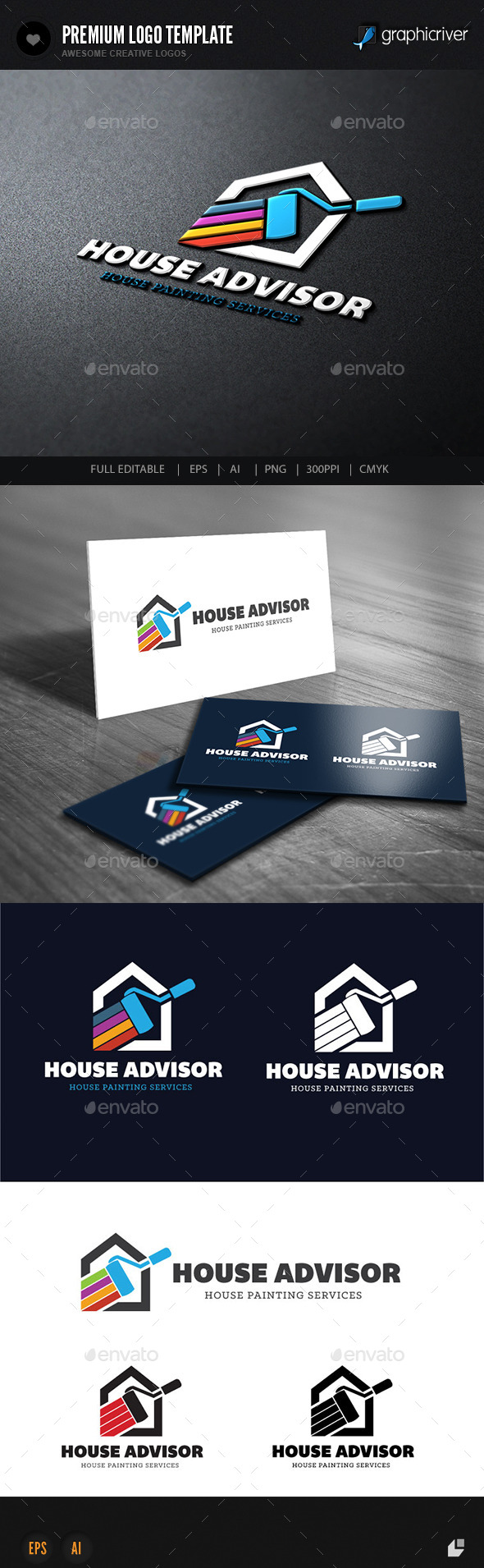 GraphicRiver House Advisor 9279222