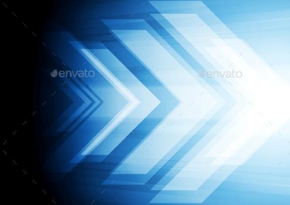GraphicRiver Arrow Background 9289837