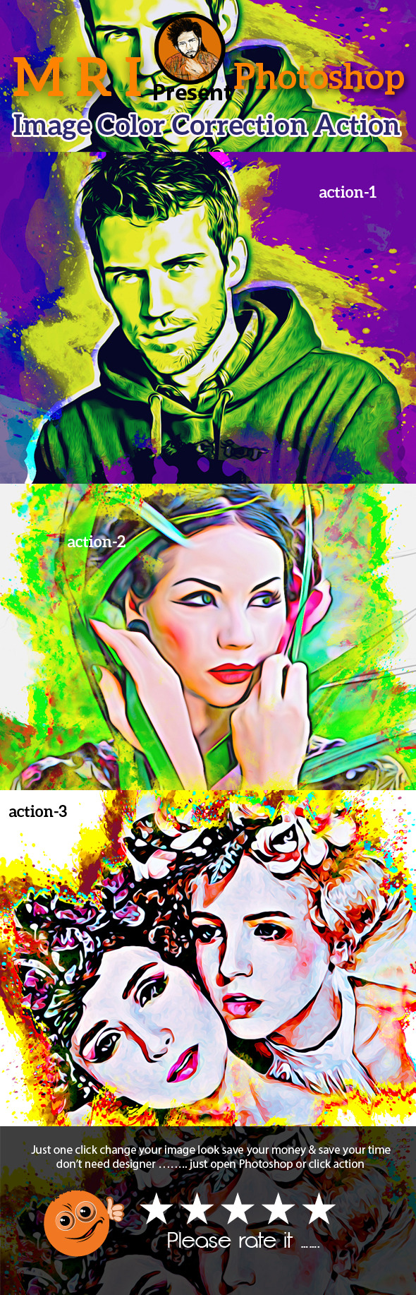 GraphicRiver Art Style Action 9289915