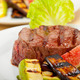 grilled beef filet mignon - PhotoDune Item for Sale