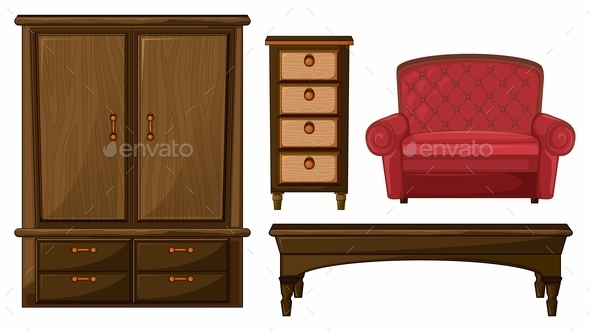 GraphicRiver Furniture 9290696