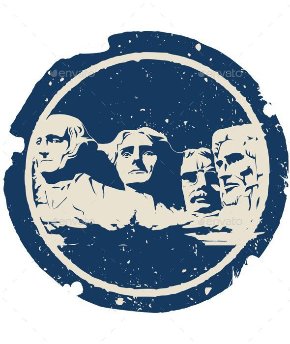 GraphicRiver Mount Rushmore 9290700