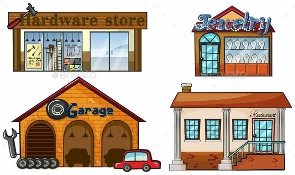 GraphicRiver Big Stores 9290703