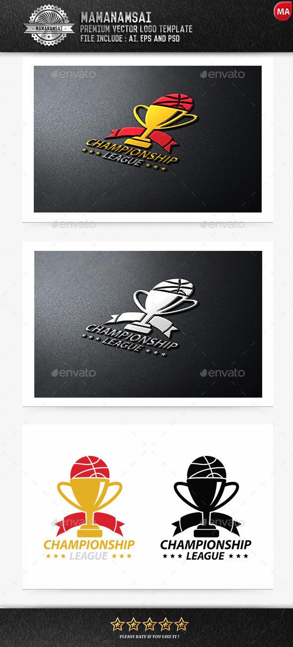 GraphicRiver Championship Logo 9290885