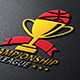 Championship Logo - GraphicRiver Item for Sale