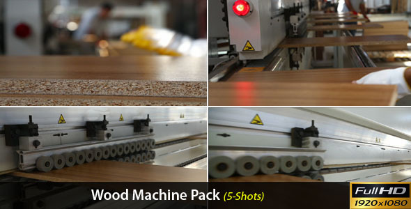 Wood Machine Pack