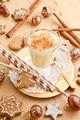 Eggnog with cinnamon - PhotoDune Item for Sale