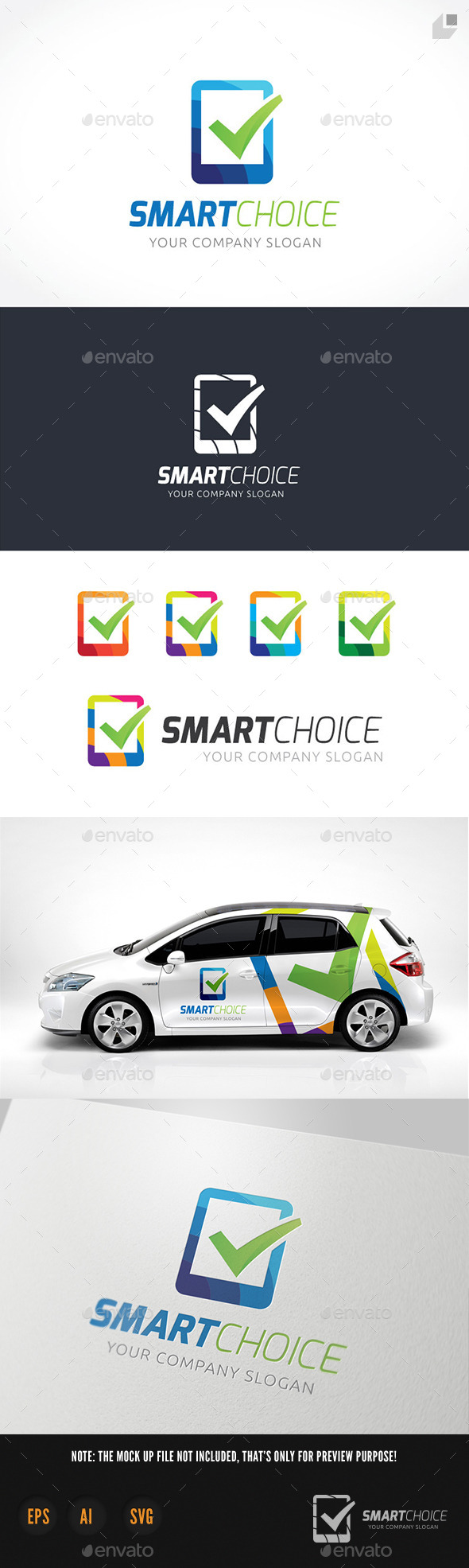 GraphicRiver Smart Choice 9291246