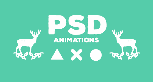PSD Animations by FlatlineRo
