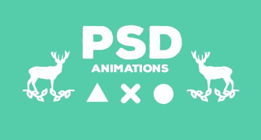 PSD Animations by FlatlineRo