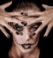 Fashionable monster portrait - PhotoDune Item for Sale