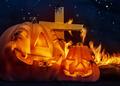Creepy Halloween night - PhotoDune Item for Sale