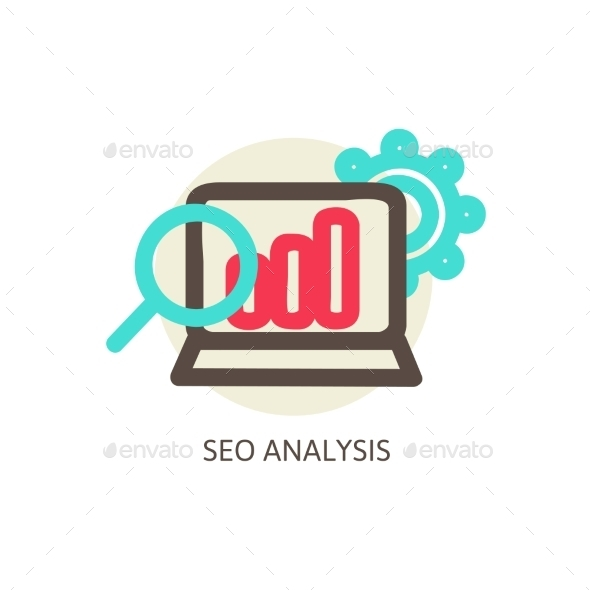 GraphicRiver Seo Analysis Concept 9292173