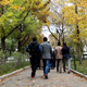 Students Walking on University Campus - VideoHive Item for Sale