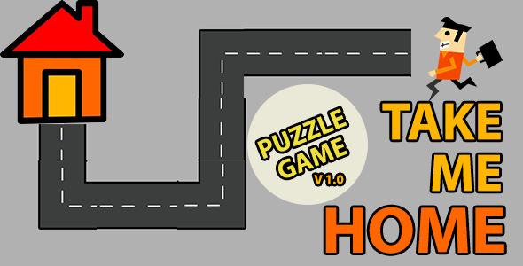 CodeCanyon Take Me Home Android Game 9234548