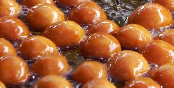 Turkish Donut Lokma 7
