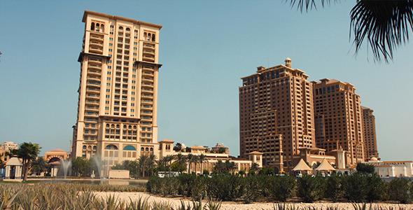 Doha Qatar The Pearl 1