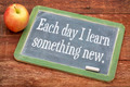 Each day I learn something new - PhotoDune Item for Sale