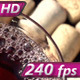 Glass with Red Wine on the Move - VideoHive Item for Sale