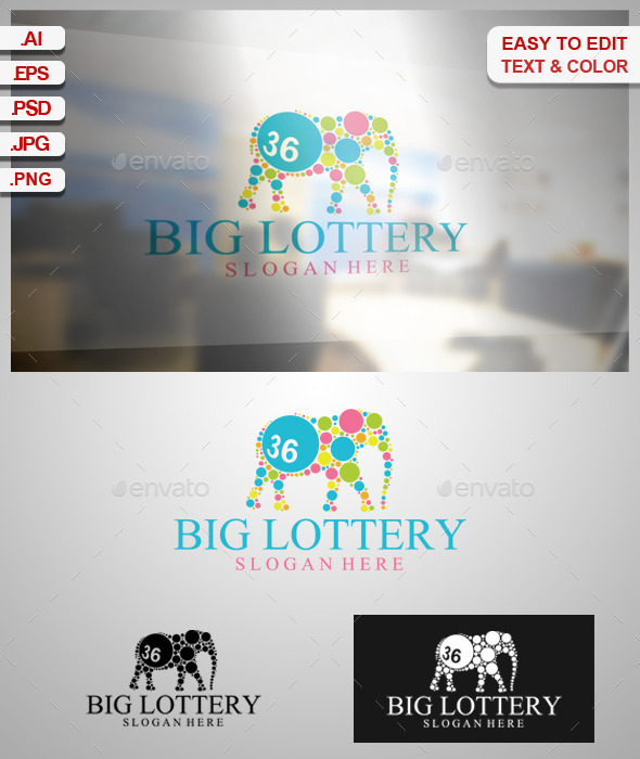GraphicRiver Big Lottery 9295223