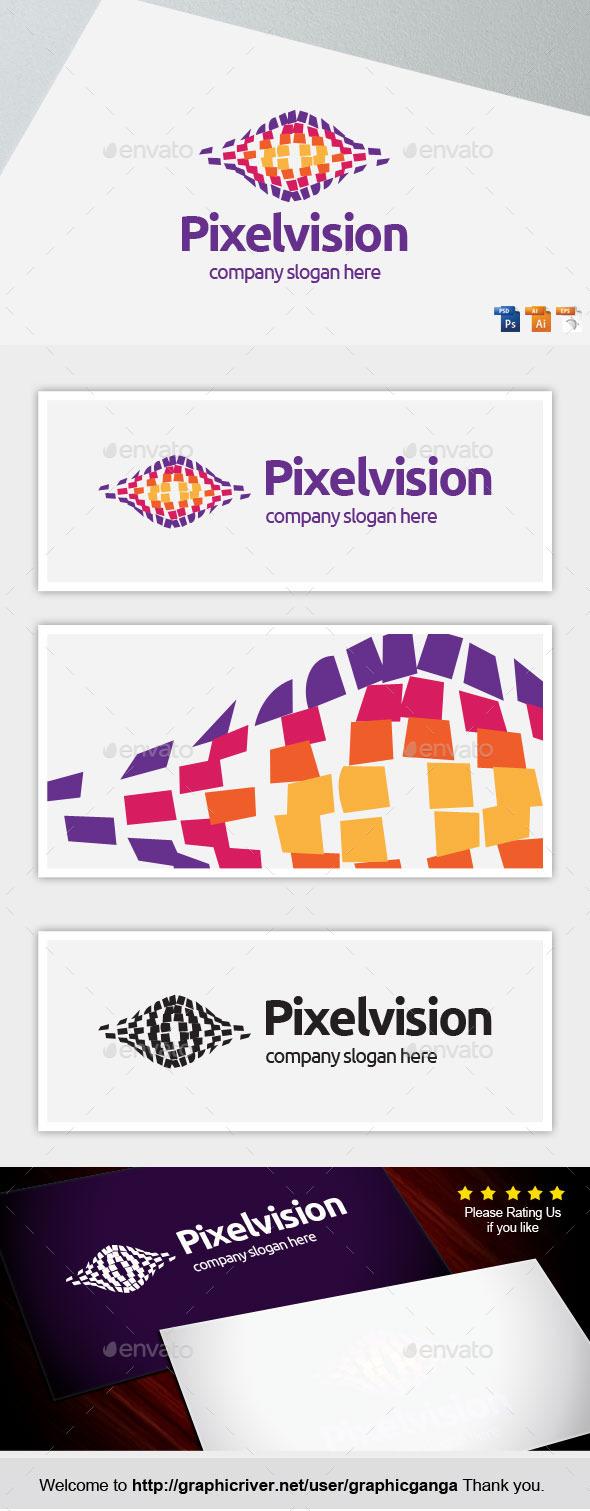 GraphicRiver Pixel Vision 9295882