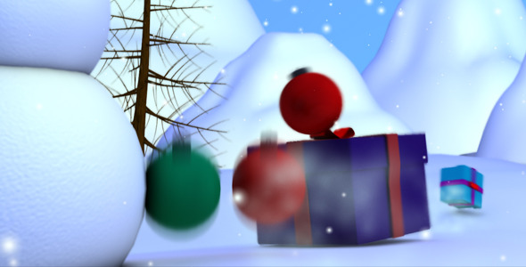 After Effects Project - VideoHive Christmas 949716