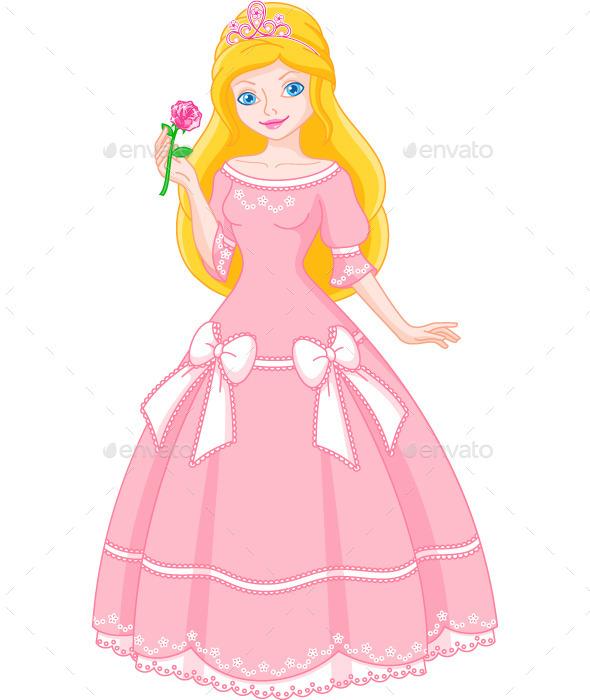 GraphicRiver Princess 9296108