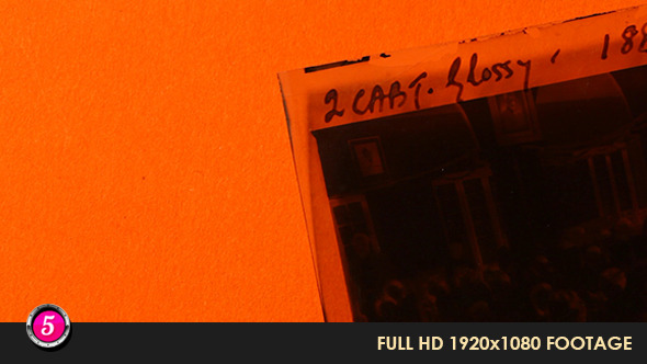 120mm Film Slide 268