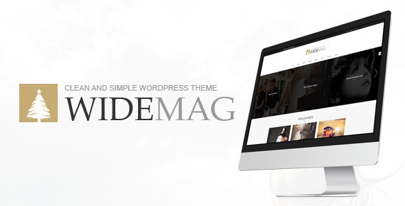 ThemeForest Widemag Wordpress Magazine Theme 8377608
