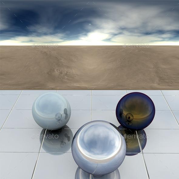 Desert 179 - 3DOcean Item for Sale