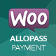 WooCommerce Allopass Payment Gateway - CodeCanyon Item for Sale