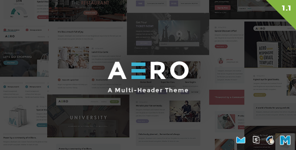Letero - Responsive Email Template