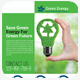 A4 Green Energy Flyer - GraphicRiver Item for Sale