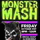 Monster Mash Flyer Template - GraphicRiver Item for Sale