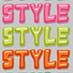 Comic And Retro Layer Styles Pack - GraphicRiver Item for Sale