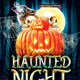 Haunted Nigh Flyer - GraphicRiver Item for Sale