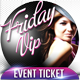 Print Ready Event Ticket - GraphicRiver Item for Sale