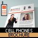 Smart Phones Brochure Template - GraphicRiver Item for Sale