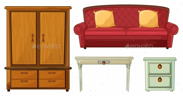 GraphicRiver Furniture 9299692